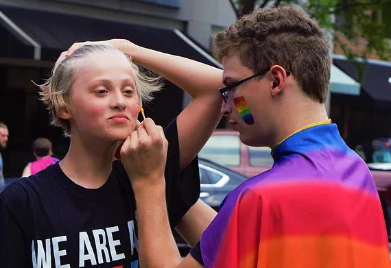 Colgay Pride Hosts Columbus Pride 2018