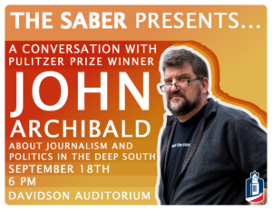 John Archibald is Coming to Columbus