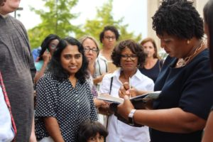 Stacey Abrams to visit CSU on Oct. 25 at 11:00 a.m. in University Hall