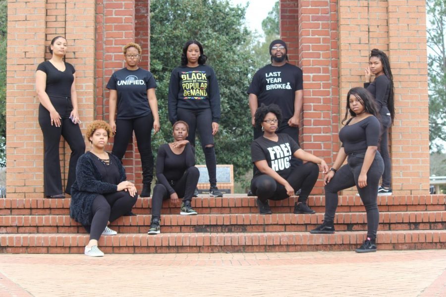 CSU NAACP Celebrate Black History Month, Founders Day at Clocktower