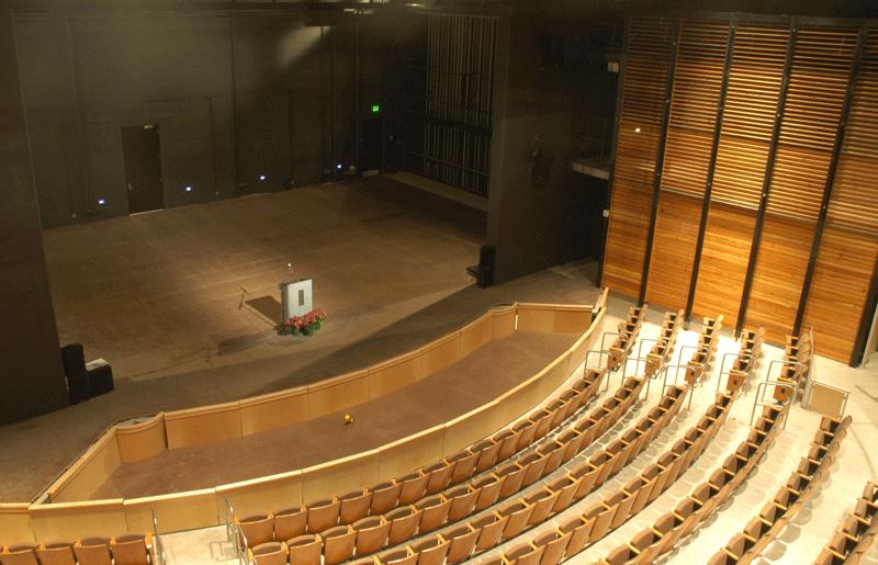 Riverside Theatre. Photo Courtesy of CSU Theatre.