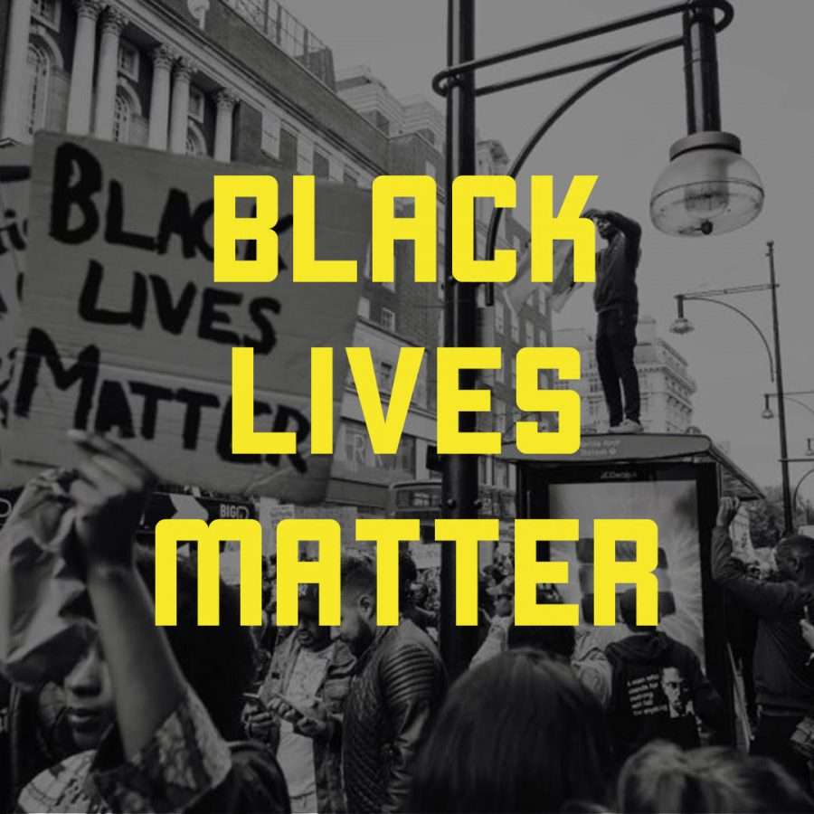 Letter from the Editor: Black Lives Matter