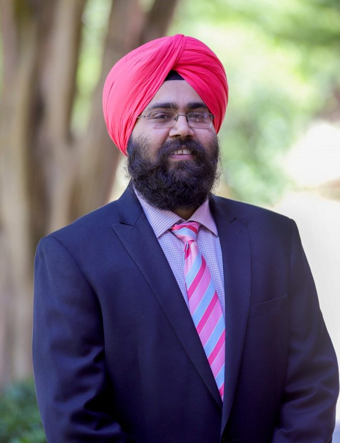 Photo of Dr. Singh, provided by Piedmont.
