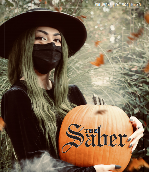 Read The Saber's Halloween Issue!