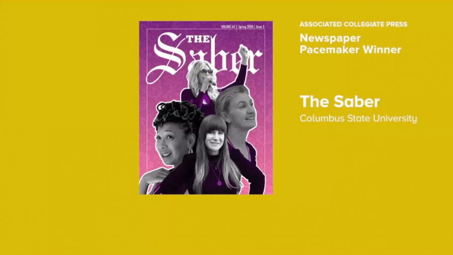 The Pacemaker awards were livestreamed on the ACP/CMA website.