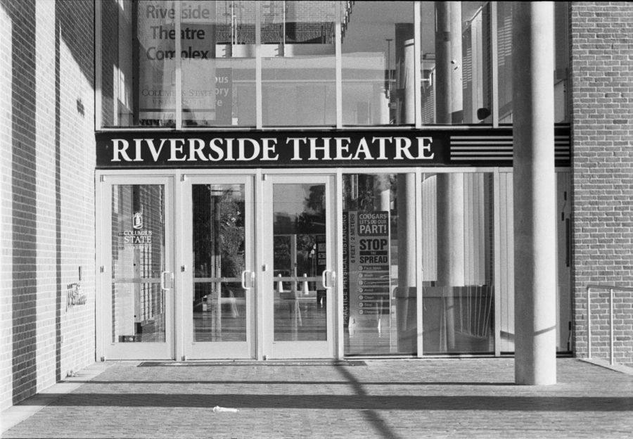 The Riverside Theatre Complex.