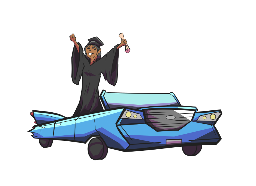 December 2020 Graduates will have a Drive-In Graduation