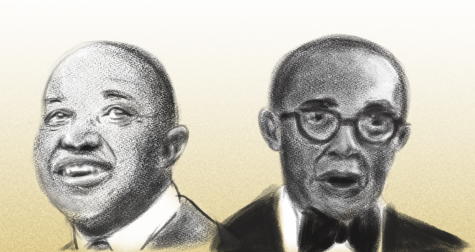 Illustration of Thomas Brewer and Primus King