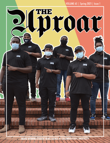 Read the February 2021 issue of The Uproar, out now!