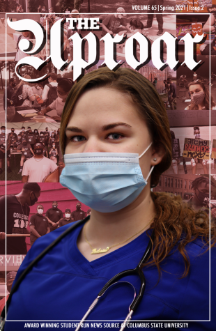 Alexis Danielle, Freshman Nursing Major