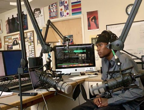 Uproar Radio Begins Airing its First Episode of the Semester