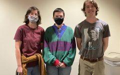 Members of CSUs Sigma Tau Delta